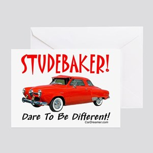 Studebaker-Dare to be Diff Greeting Cards (Package