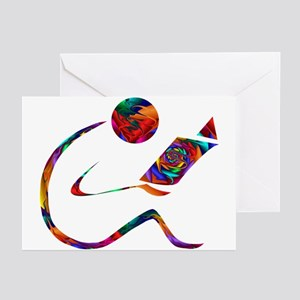 The Reader Greeting Cards (Pk of 10)