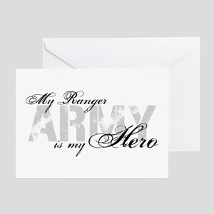 Ranger is my Hero ARMY Greeting Cards (Pk of 10)