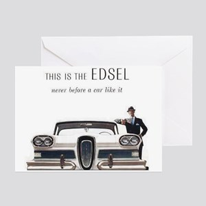 1958 Edsel Greeting Cards (Pk of 10)