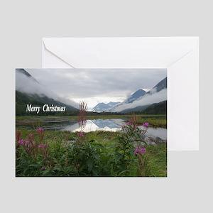 Portage Valley, Kenai Pe Greeting Cards (Pk of 10)