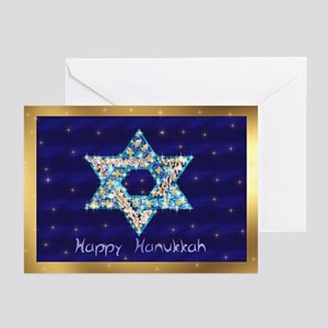 Gems and Sparkles For Ha Greeting Cards (Pk of 10)