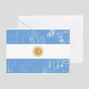 Vintage Argentina Greeting Cards (Pk of 10)