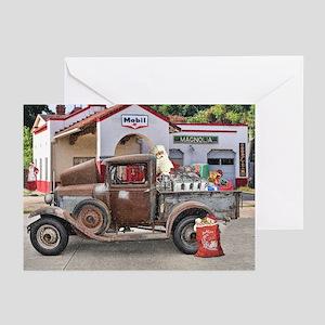 Truck Full Of Toys ((pk 10) Greeting Cards
