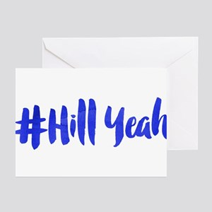 #Hill Yeah Greeting Cards (Pk of 10)