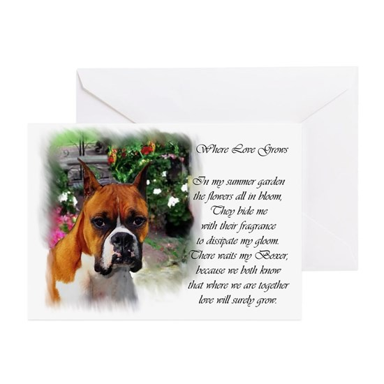 Boxer Dog Art Gifts