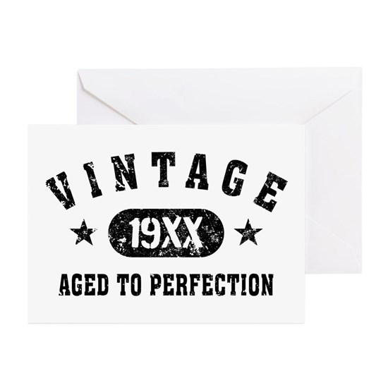 Personalize Vintage Aged to Perfection