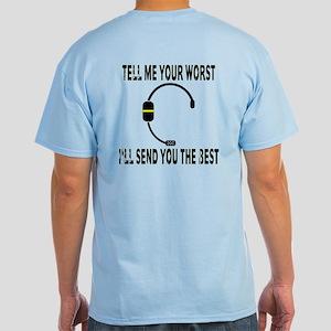 08475902 911 Dispatcher T-Shirts - CafePress
