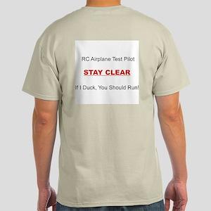 0e937151 RC Airplane Test Pilot Light T-Shirt