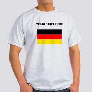 Custom Germany Flag T-Shirt