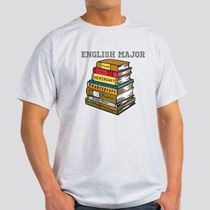 English Major Dark T-Shirt