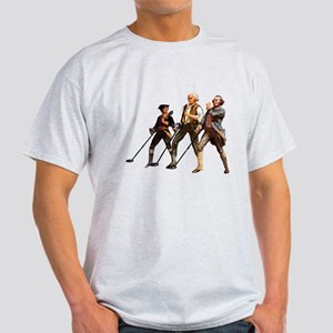 1776 colonial metal detecting T-Shirt