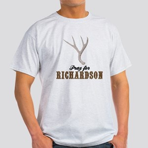Pray for Richardson Light T-Shirt