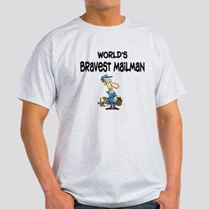Humorous Mailman Light T-Shirt