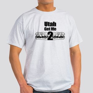 Utah Get me Two! Light T-Shirt