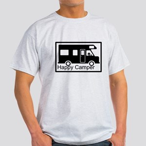 Happy Camper Light T-Shirt
