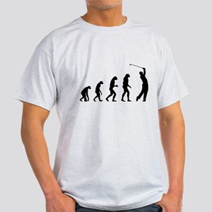 Evolution golfing T-Shirt