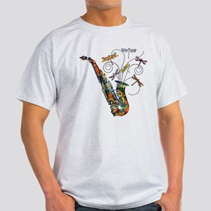 Wild Saxophone Light T-Shirt