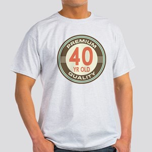 40th Birthday Vintage T-Shirt