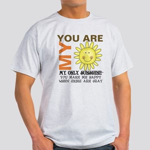 You Are My Sunshine Light T-Shirt
