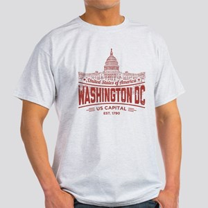 US CAPITAL (RED) T-Shirt
