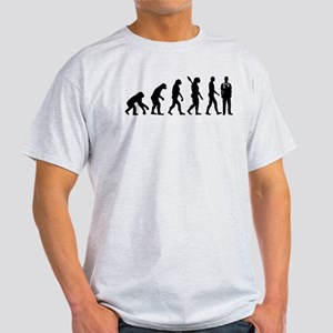 Evolution male nurse T-Shirt