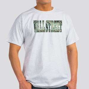 Wall Street Light T-Shirt