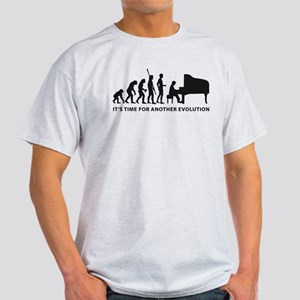 evolution piano Light T-Shirt