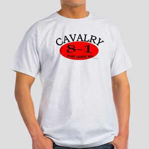 8th Squadron 1st Cavalry Light T-Shirt