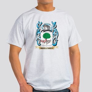 Mccluskey Coat of Arms - Family Crest T-Shirt