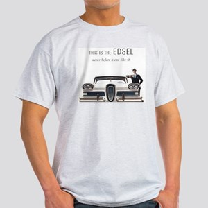 1958 Edsel Ash Grey T-Shirt