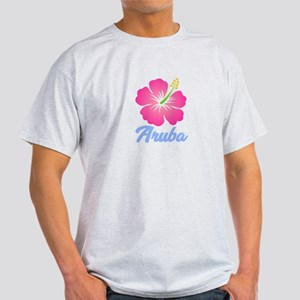 Aruba Flower T-Shirt
