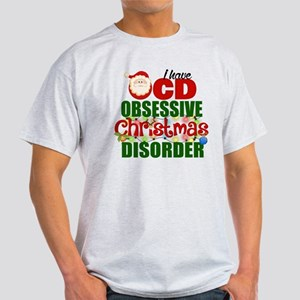 Christmas Obsession Light T-Shirt