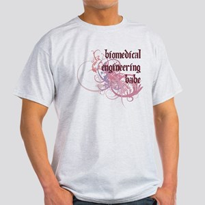 Biomedical Engineering Babe Light T-Shirt