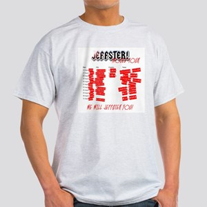 Jeffster World Tour Light T-Shirt