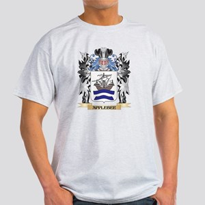 Applebee Coat of Arms - Family Crest Light T-Shirt