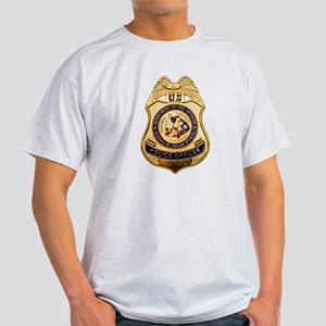 BIA Police Officer Light T-Shirt