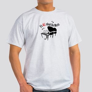 All About the Music Light T-Shirt