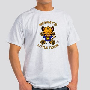 Mommys Little Tiger - Happy/orange/boy T-Shirt