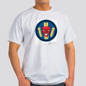 510th Bomber Squadron Ash Grey T-Shirt