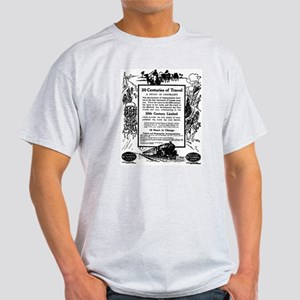 03/26/1909 - 20th Century Ltd. Light T-Shirt