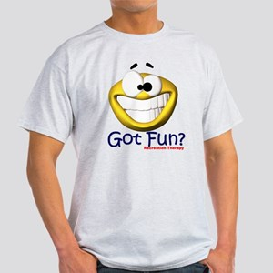 Got Fun? Ash Grey T-Shirt