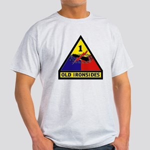 1st Armored Division Light T-Shirt