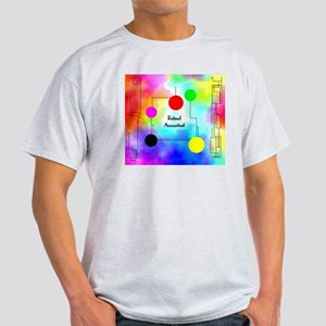 retired accountant 3 Light T-Shirt