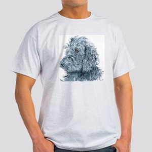 BLACKDOODLEsquare Light T-Shirt