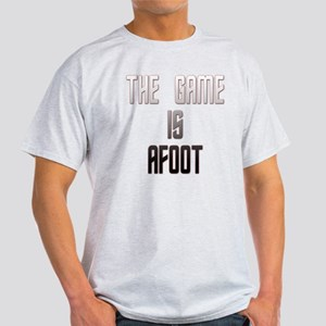 The Game Is Afoot Light T-Shirt
