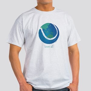love all world tennis Light T-Shirt