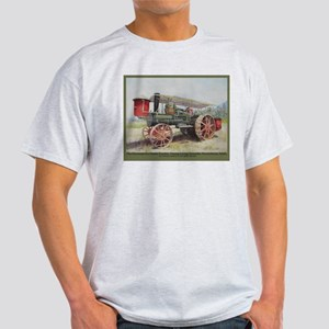 The Minneapolis Steam Tractor Light T-Shirt