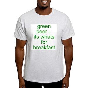 2e87c847 Beer Breakfast T-Shirts - CafePress