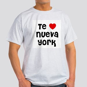 Te * Nueva York Light T-Shirt